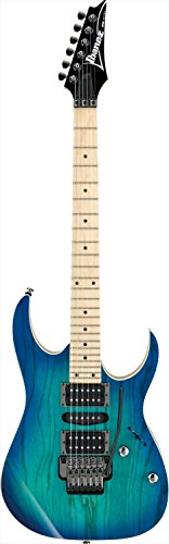 Ibanez RG370AHMZ BMT – Blue Moon Burst for sale  Delivered anywhere in UK