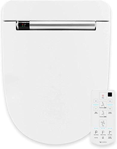 VOVO STYLEMENT VB 4000SE Electronic Bidet Seat Elongated Easy Install Heated Seat Warm Dry and product image