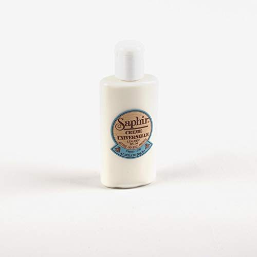 Crème pour Nettoyer Le Cuir SAPHIR 150ML