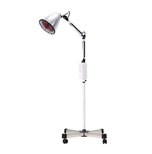 Great Deal! L-100A Infrared IR Heating Therapy Lamp for Effective Pain Relief Improve Blood Circulat...