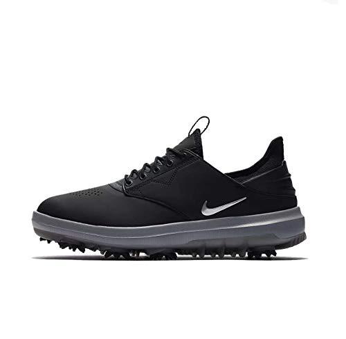 Nike Air Zoom Direct, Zapatos de Golf Hombre, Negro (Black/Metallic Silver 001), 41 EU