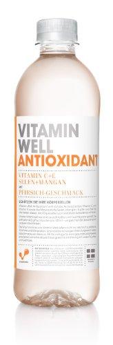 Vitamina Well Antioxidant 12X 500ML