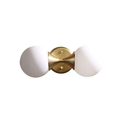 LIU WU FENG Luces de Espejo Luz de Espejo Luz de Maquillaje Luz de baño Luz de baño Habitación de Hotel Habitación Corredor Luz de Pared [Clase energética A +]