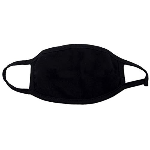 Kapmore mond masker mode anti-stof ademend katoen warme mond afdekking half gezichtsmasker
