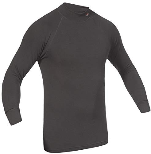 rukka Sous-Vêtement - Haut Manches Longues Outlast Noir (Xl, Noir)