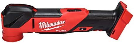 Milwaukee 2836 20 M18 FUEL 18V Li Ion Cordless Brushless Oscillating Multi Tool product image