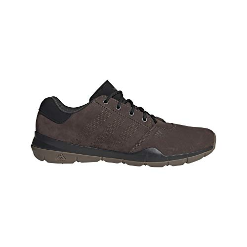 adidas ANZIT DLX, Zapatillas de Hiking para Hombre, MAROSC/MAROSC/NEGBÁS, 45.33 EU