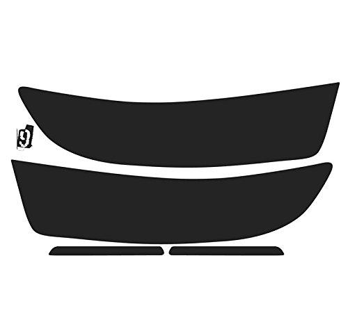 Subject 9 - Fits: Taurus/SHO Pre-Cut Vinyl Overlay Tint Headlight Plus (2013...