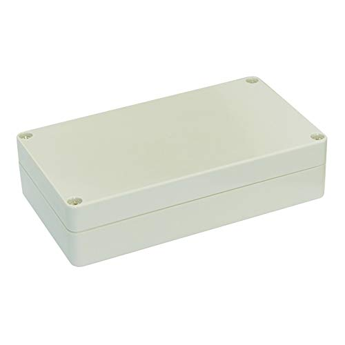 WITTKOWARE IP65 Modulgehäuse, ABS, lichtgrau, 158x90x40mm