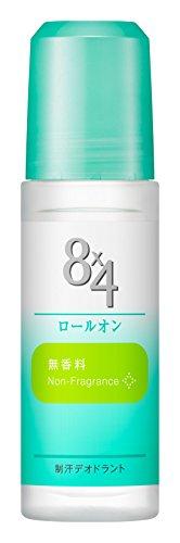 8x4ロールオン 無香料 45ml