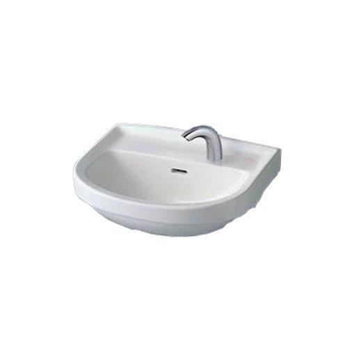 TOTO 壁掛小形洗面器 パステルアイボリー L210D#SC1