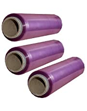 Rollos film alimentación transparente 30x300 - Pack 3 rollos - SUMICEL