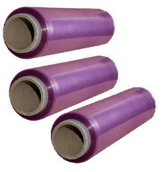 Rollos film alimentación transparente 30x300 - Pack 3 rollos -