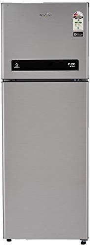 Whirlpool 265 L 2 Star Double Door Refrigerator