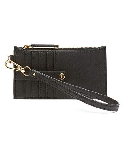 Calvin Klein Damen Key Item Wristlet Schlüssel-Armband, schwarz/Gold, Einheitsgröße
