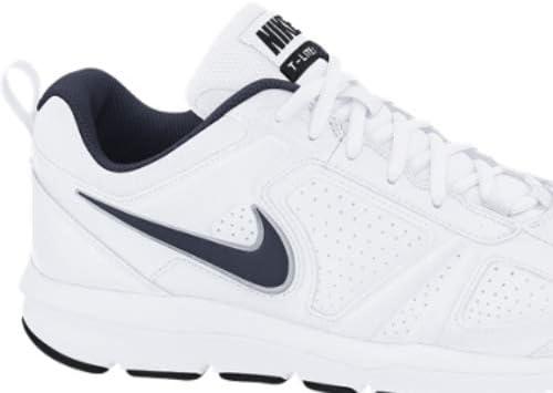 Nike T-Lite Xi Training Shoes For Men - WHITE/OBSIDIAN-BLK-MTLLC ...