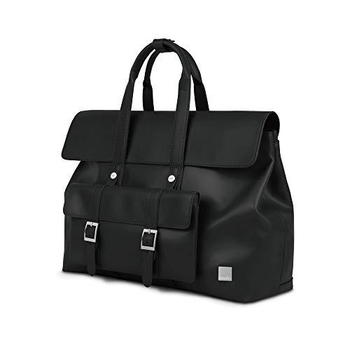 Moshi Treya - Convertible Satchel/Backpack - Black