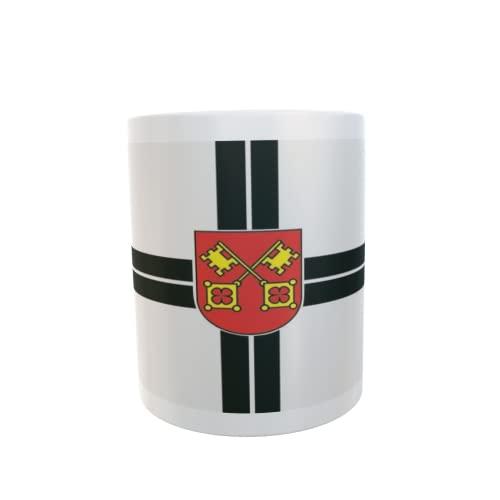 U24 Tasse Kaffeebecher Mug Cup Flagge Zülpich