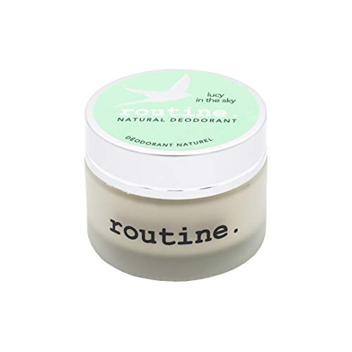 Routine Natural Deodorant - Lucy in the Sky (vegan: no beeswax) - 58g