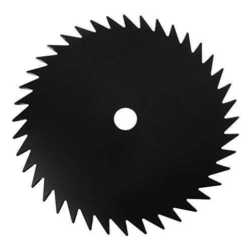 GROOMY Saw Blade, 40T Grass Trimmer Blade Brush Cutter Lawn Mower Saw Blades Strimmer Replacement