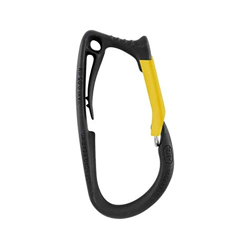 PETZL Unisex-Adult P042AA00 CARITOOL Tool Holder S, solid, one Size