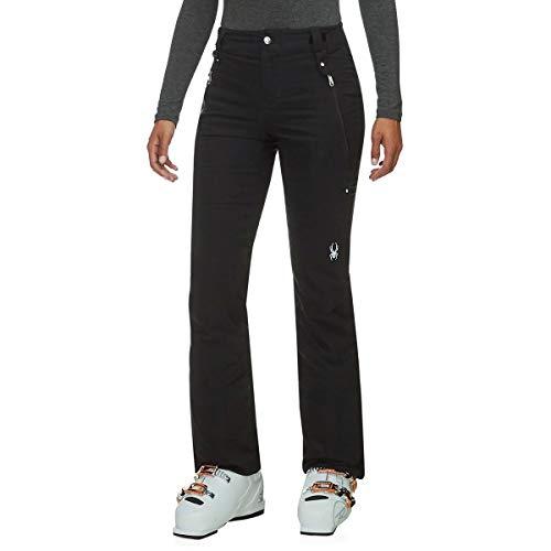 Spyder Womens Kaleidoscope GTX Pant–Pantalones de esquí (Black), Unisex Adulto, Color Negro, tamaño 36
