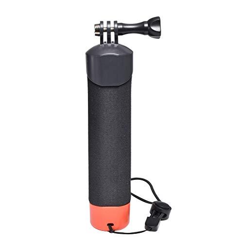 Sdkmah9 Wasserdichter Handgriff für Go Pro Hero 8/7/6/5/4/3 Session andere Action-Kameras. Schnorcheln, Tauchen, Selfie-Stick