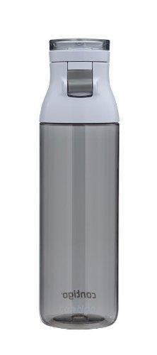 Contigo JKH100A01 Jackson Reusable Water Bottle, 24 oz, Smoke