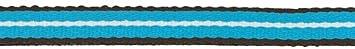 Colore: Antracite//Blu Ghiaccio Bianco Taglia 2 Unisex Adulto Kerbl Softra-Collare per Testa