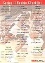 1993-94 Hoops #421 David Robinson CL NBA Basketball Trading Card