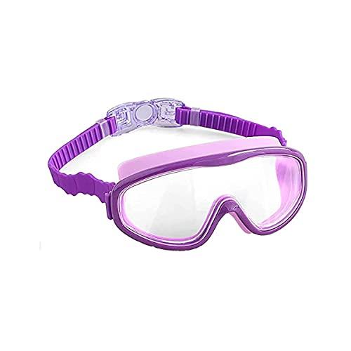 XINTONGSPP Gafas de natación, Gafas Gafas de baño de Alta definición a Prueba de Agua y Anti-Fog.