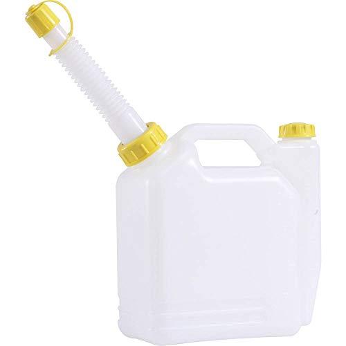 Reely 511659C Kraftstoff-Mischkanister inkl. Mischskala 2 l