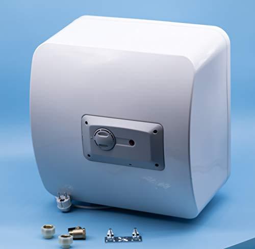 Termo Eléctrico 30 Litros | Eficiencia Energética C | Marca Exclusiva_Fabricado por Ariston