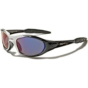 New X-Loop Sports / Fashion Sunglasses - Full UV Protection (UVA & UVB) - Model X-Loop Hybrid - Unisex Sunglasses, Adults Unique Size - Durable Ski / Sports / Sunglasses