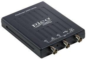 Pico Technology 2205A PicoScope PC Oszilloskop 2-Kanal mit FG/AWG, 25 MHz, inkl. Sonden