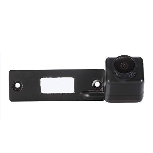 Berlingan Compatible Caméra de Vision arrière Remplacement pour B5 B6 3C 3B Caddy Golf Sharan Skoda Superb Polo (Le Cas échéant)