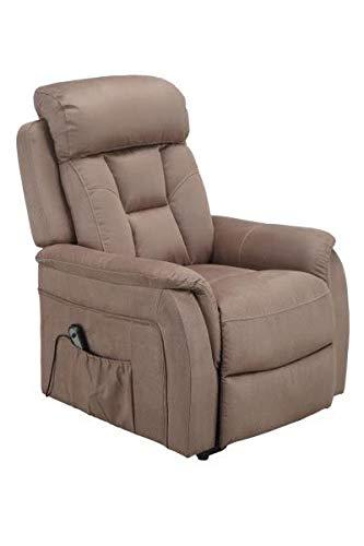 RASANTI TV-Sessel inkl. motorischer Aufstehhilfe und Relaxfunktion FM-513L von FEMO/Hellbraun