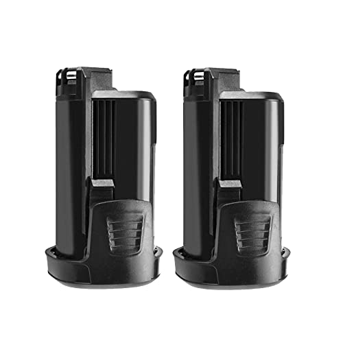 2Pack 12 Volt 3.5Ah B812-03 B812-01 B812-02 Replacement Battery Compatible with Dremel 12V Battery Lithium 8200 8220 8300 Cordless Tools
