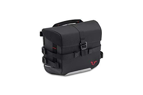 SW-MOTECH Motorrad Satteltaschen für Motorrad Taschen SysBag 10 Heck-/Satteltasche 10 Liter für SLC Links, Unisex, Multipurpose, Ganzjährig, Nylon, schwarz