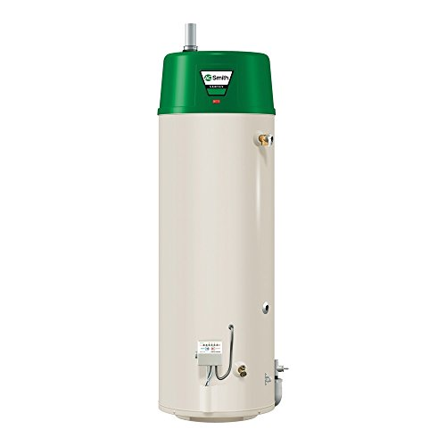 AO Smith GPHE-50 Water Heater with Residential High Efficiency Power Vent Natural Gas
