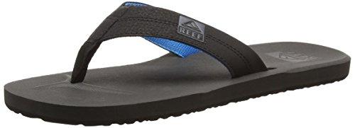 Reef Ht, Men's Flip Flop Sandals, Blue (Neon Blue), 9 UK (43 EU)