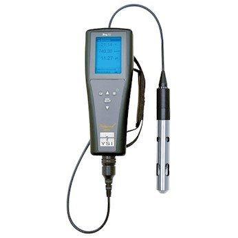 YSI PRO 10 Pro pH Portable Temperature Louisville-Jefferson County Mall ORP San Antonio Mall Meter