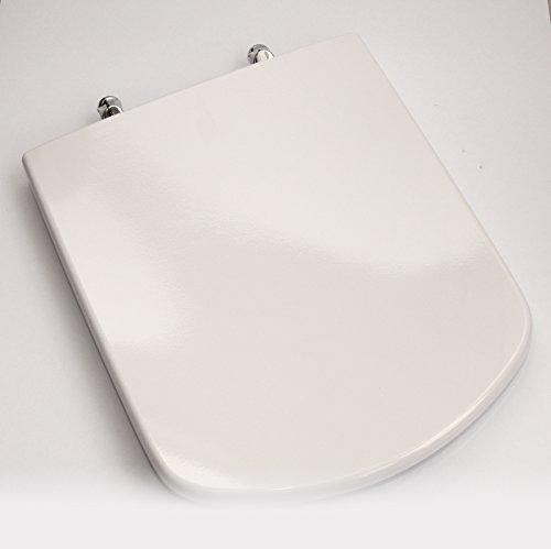 clasificación y comparación Roca A801511004 Dama Senso – Asiento de inodoro de repuesto, Blanco para casa