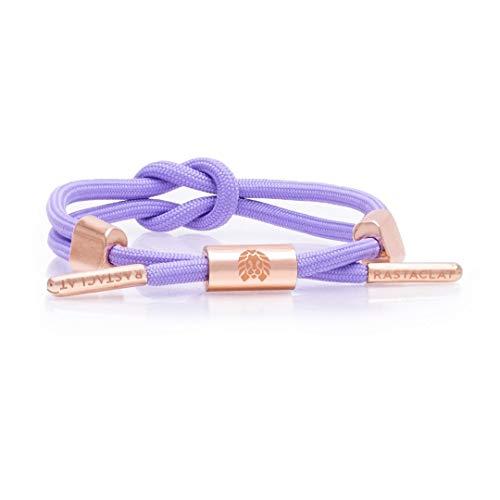 Rastaclat Violet II Women's Small/Medium Knotted Bracelet