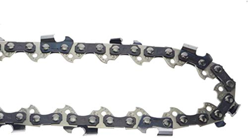Dunhil 14 inch Chainsaw Chains 3/8 LP .050 Inch 52 Drive Links fits for Craftsman Echo Homelite Poulan and More.(Pack of 3)