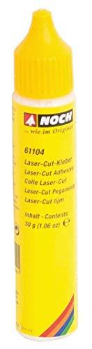 NOCH 61104 - Spielwaren, Laser-Cut-Kleber