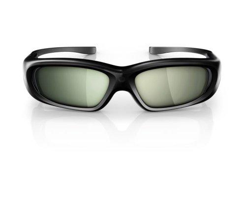 Philips PTA50800 - Gafas 3D ACTIVAS, color negro