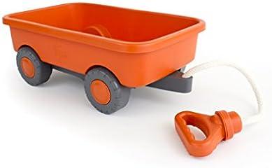 Save on Green Toys WAGON Outdoor Toy Orange