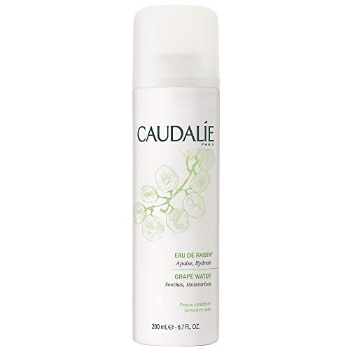 Caudalie Grape Water Soothing Organic Face Mist, 6.8 Ounce