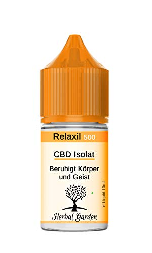 CBD E Liquid 500mg ISOLAT 10ml - 5%...